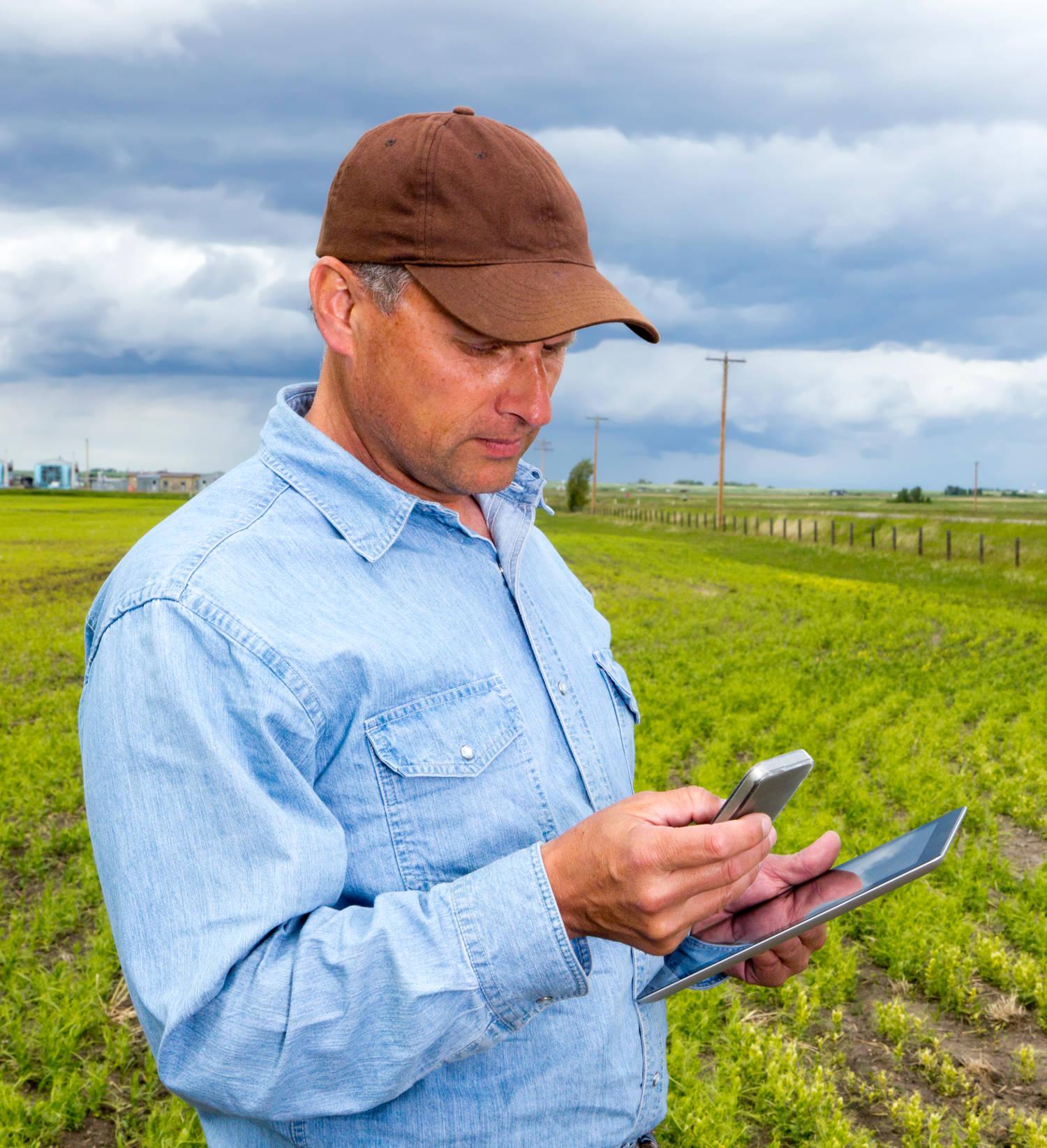 Multitasking Farmer or Agronomist